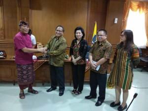 Studi Komparasi Bidang Keuangan Pemkot Tomohon di Kabbupaten Badung Bali