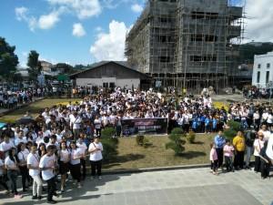 Peserta Global Youth Day dan Global Children Day Gereja Masehi Advent Hari Ketujuh (GMAHK)