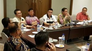 SBAN Liow Ajak P/KB GMIM Dukung Kepemimpinan Lumentut