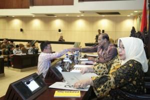 Empat Senator Sulut Sampaikan Aspirasi Hasil Kunker di Sidang Paripurna ke-10 DPD-RI