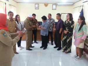 DPRD Tomohon Tertarik Efisiensi Anggaran di Kabupaten Morotai