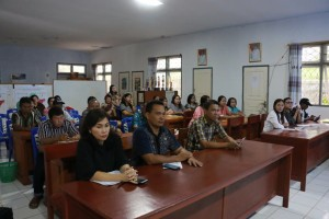 Peserta Workshop Keamanan Pangan