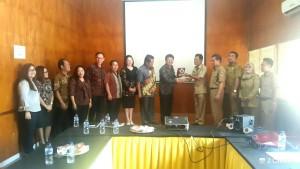 Komisi II DPRD Tomohon Berguru di Purwakarta