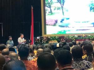Rapat Kerja (Raker) Bupati, Wali Kota dan Ketua DPRD se-Indonesia