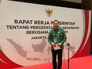 Wali Kota Tomohon ikut Raker Bupati dan Wali Kota serta Ketua DPRD se-Indonesia