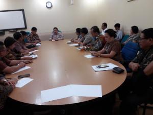 Pansus PSU DPRD Tomohon di Kementerian ATR/BPN