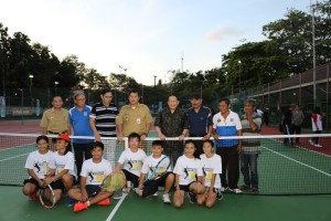 Kejurnas Tenis TDP Maesa Paskah