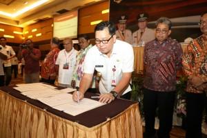 Kandouw Ingatkan 10 Prioritas Pembangunan Sulut di Musrembang RKPD 2019