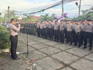 Amankan Debat Pilkada Mitra 2018 Tahap Dua, TNI-Polri Siagakan 350 Personil