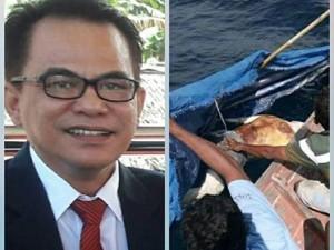 Herman Rotikan, Program Asuransi Nelayan, Ir. Vecky Monigir