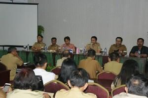 BPK , Pemeriksaan BPK di Mitra, WTP mitra