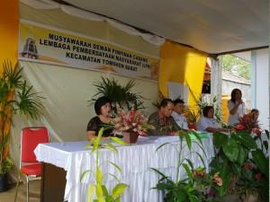 Pemilihan di Kecamatan Tomohon Barat