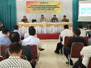 Bawaslu RI, Dr Rahmat Bagja , Pilkada mitra 2018, PKPU Nomor 8 tahun 2017