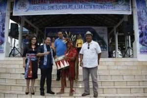 FSBP bitung 2018, Festival Seni Budaya Pelajar