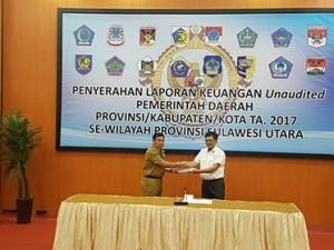 LKPD Minahasa Tahun 2017, LKPD Minahasa