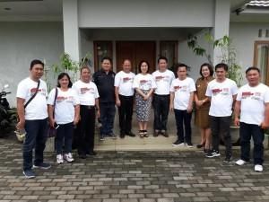 Ketua DPRD Tomohon Apresiasi Kinerja Penyelenggara Pemilu di Kota Tomohon