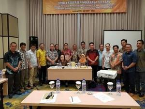 DPRD Minsel Bimtek Strategi Persiapan Pemilu dan Penerapan SPM di Jakarta