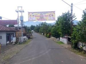 Desa Sion Wakili Kecamatan Tompasobaru di Lomba Desa Tingkat Kabupaten Minse