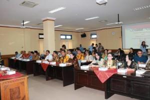 Para anggota FKUB Tomohon saat Kunjungan Kerja di Bali