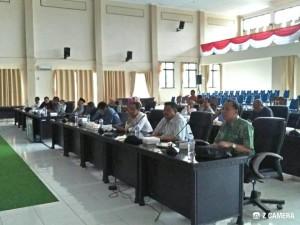 Ketua DPRD Tomohon Terima Kunker DPRD Kabupaten Grobogan