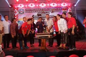 KKMT , Kerukunan Kawanua Minahasa Tenggara, pilkada mitra 2018
