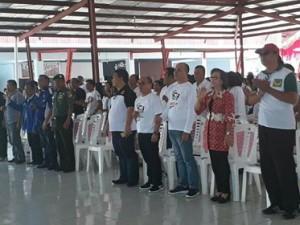 KPU Minahasa, Pemilu 2019