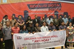Humas Pemkab Minsel, Seminar IJTI Manado, Henri Palit SH,