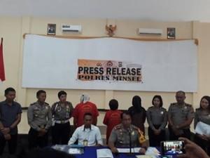 Kapolres Minsel, AKBP Fransiskus Xaverius Winardi Prabowo SIK,PT NSS, kasus PT NSS minsel