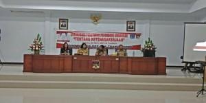 Dr. Denny Mangala,undang-undang Ketenagakerjaan