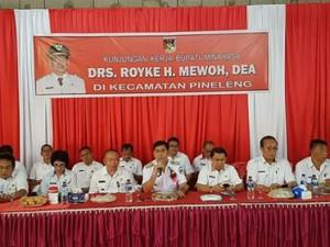 Kunker Pineleng, Drs. Royke H. Mewoh,