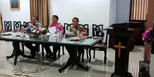 Penjabat Bupati Minahasa, Drs. Royke Mewoh, DEA, Paskah Pemuda ASEAN, Paskah Pemuda ASEAN 2018