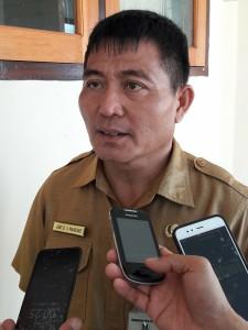 Drs Jantje Mangore MPd, Kepala SMP Negeri 1 Tomohon