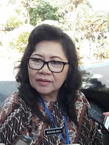 Dra Wilhelmina Mintje MPd Kepala SMP Negeri 2 Tomohon