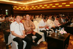 Wali Kota Tomohon menghadiri Musrenbang Provinsi Sulawesi Utara