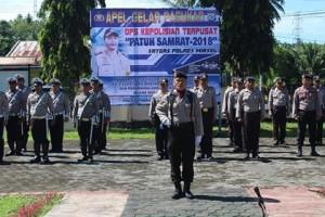 Ops Patuh Samrat 2018, Polres Minsel