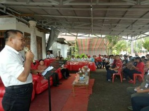 Bantuan Petani, Bantuan Petani minahasa, padi gogo