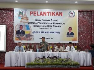 Senator SBAN Liow: LPM Bisa Jadi Pelopor Bantuan RTLH