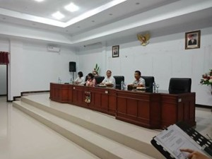 TP PKK Minahasa Gelar Rakor Optimalisasi Program