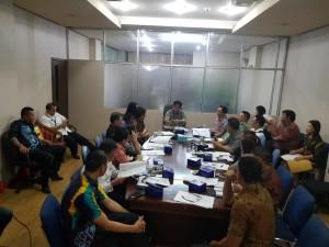 Konsultasi Pansus ATR di Kementerian ATR/BPN