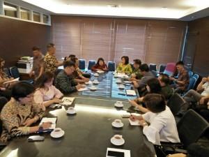 Wenur Pimpin Konsultasi Pansus LKPJ di Kementerian PAN/RB