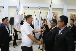 Wali Kota Tomohon Lantik Pengurus DPC LPM di Lima Kecamatan