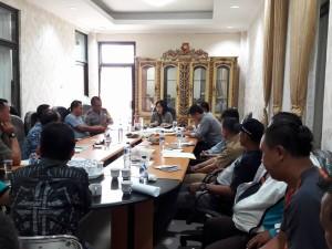 KONI Tomohon Gelar Rapat Pemaparan Program Cabor dan Restrukturisasi Pengurus
