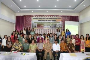 Sosialisasi/Dialog Peningkatan Toleransi dan Kerukunan Serta Keharmonisan Dalam Kehidupan Bermasyarakat dan Bernegara