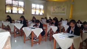Siswa diminta jaga kondisi saat mengikuti ujian