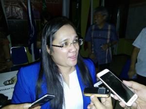 Ketua PAN Mitra ,  JS-Oke , pilkada mitra 2018, Vanda Rantung