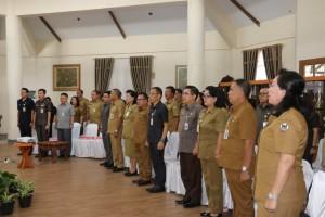 Target WTP Kelima, Wali Kota Tomohon Siapkan Kebutuhan BPK