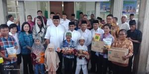 Safari Ramadhan Pemprov Sulut di Boltim, Olly Ajak Masyarakat Jaga Kerukunan