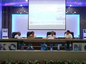 Audit Penataan Ruang,  Kementrian Agraria Tata Ruang/BPN , Ir Maurits Mantiri