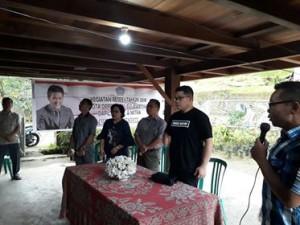 Billy Lombok ,  Suluun Raya, reses DPRD Sulut