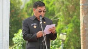 Bupati Mewoh Irup Upacara Harkitnas di Minahasa
